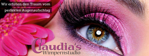 Claudias Banner