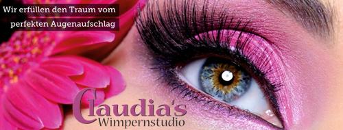 Claudias Banner
